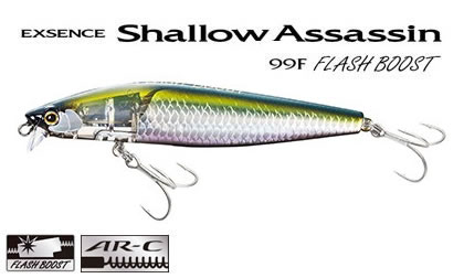 Shimano XM-199N Exsence Silent Assassin 99F Floating Lure 013 646484