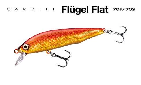 CARDIFF Flugel Flat